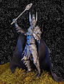 The Lord Of The Rings Fellowship Of The Ring 10-inch Sauron Deluxe