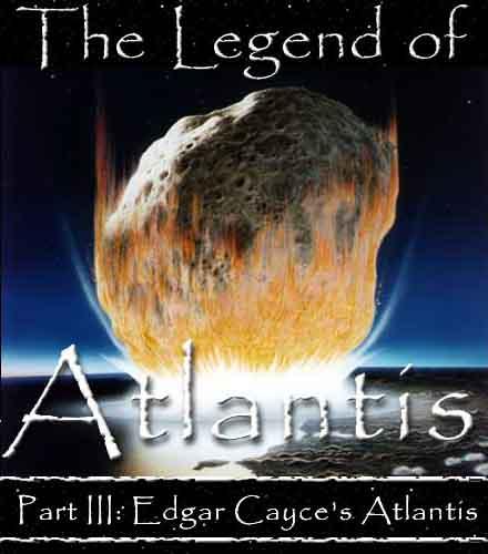 MYSTERIOUS WORLD: Autumn 2002: The Legend of Atlantis Part