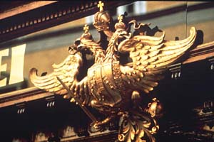 'Double-Headed Hapsburg Eagle