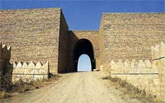 Nineveh, Iraq: Masqah Gate