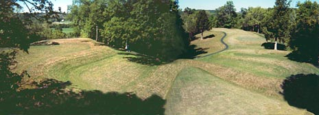 Serpent Mound © 2002 Mysterious World