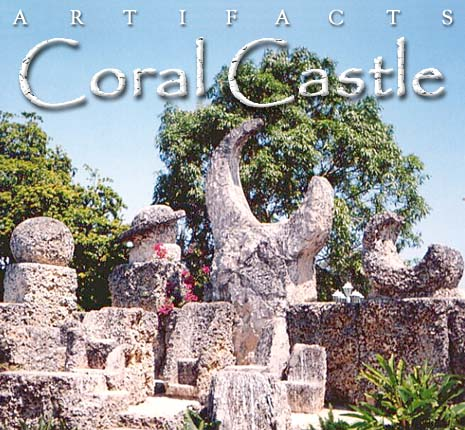 Coral Castle. Image © Mysterious World. All Rights Reserved.