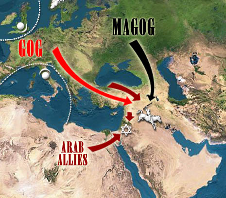 The Next Gog & Magog War