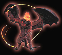 A Balrog of Morgoth
