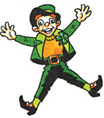 'Jumpin' Jack the Leprechaun' � Mysterious World, 2006. All Rights Reserved.